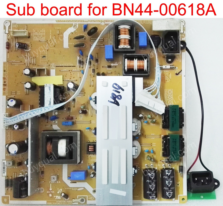 Samsung BN44-00618A P64FF_DPN BN4400618A Power Supply  - Sub board