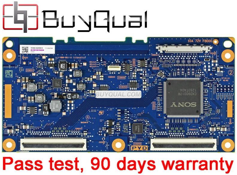 Sony A-1919-762-A (1-888-061-11, 173410711) T-Con Board