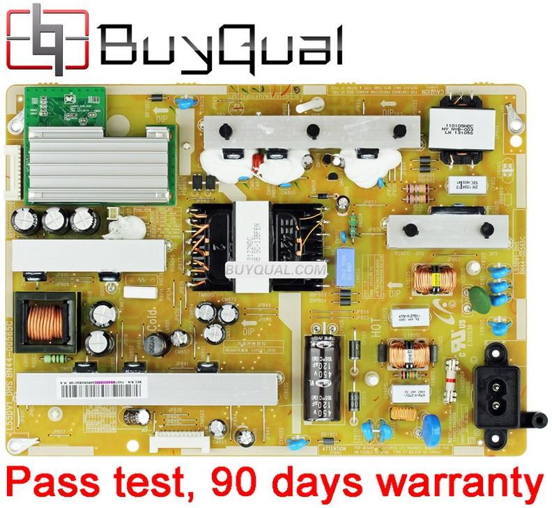 Samsung BN44-00565C L55DV1_DHS Power Supply / LED Board