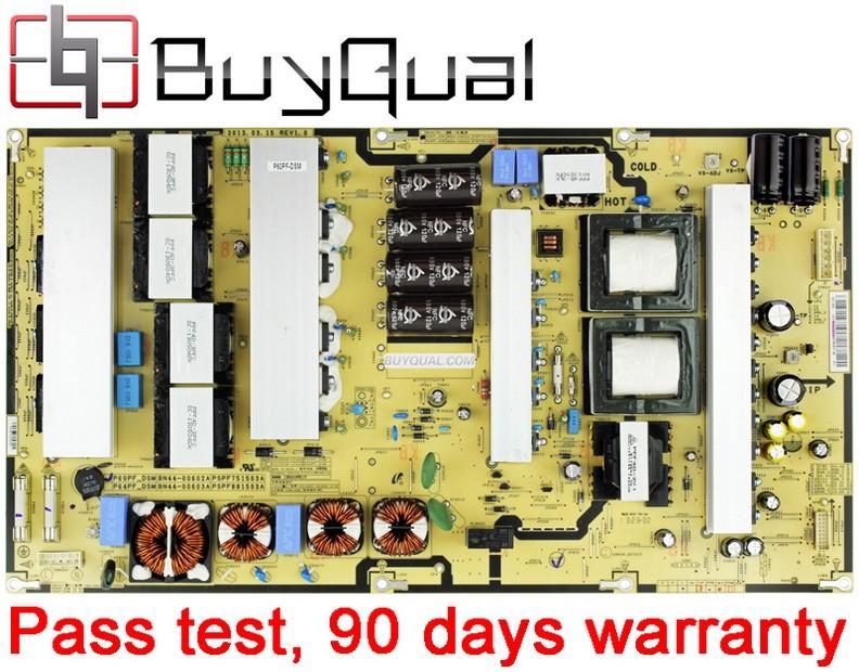 Samsung BN44-00602A P60PF_DSM PSPF751503A BN4400602A Power Supply for PN60F8500AFXZA