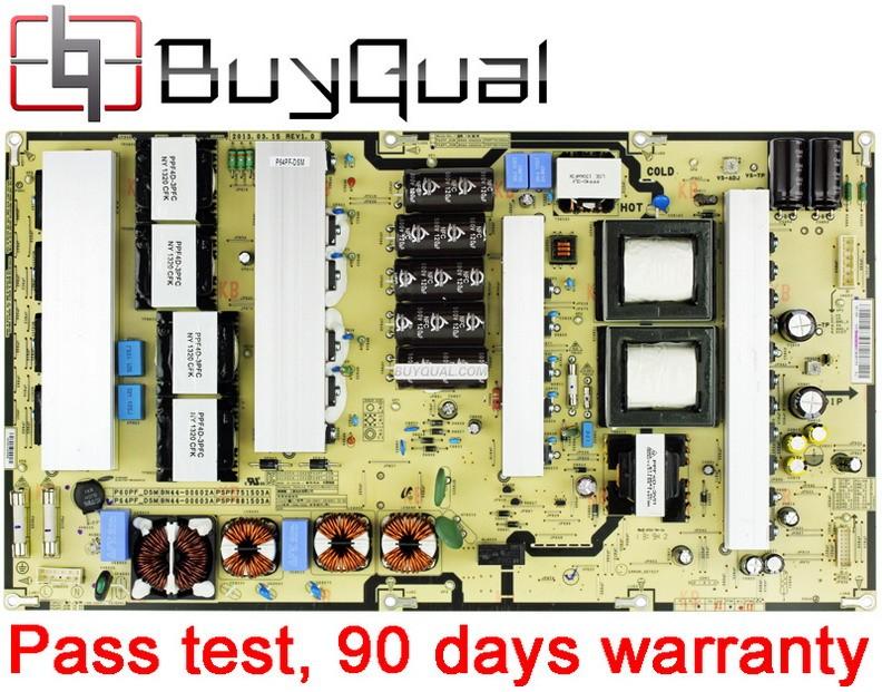 Samsung BN44-00603A P64PF_DSM PSPF881503A SU10054-13029 BN4400603A Power Supply for PN64F8500AFXZA