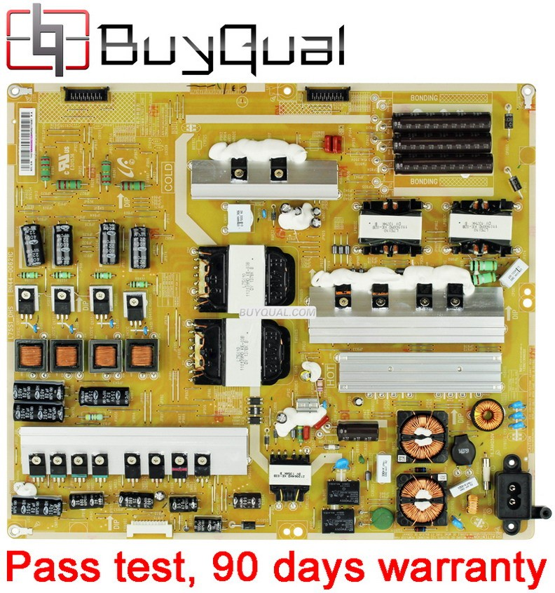Samsung BN44-00621C BN44-00621A L75S1_DHS BN4400621C Power Supply / LED Board - Used