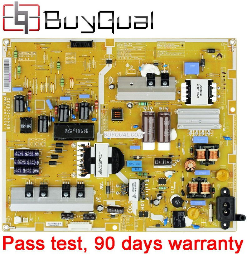 Samsung BN44-00622D L42X1QV_DSM BN4400622D Power Supply / LED Board for HG40NB690QFXZA UN40F6400AFXZA - NEW