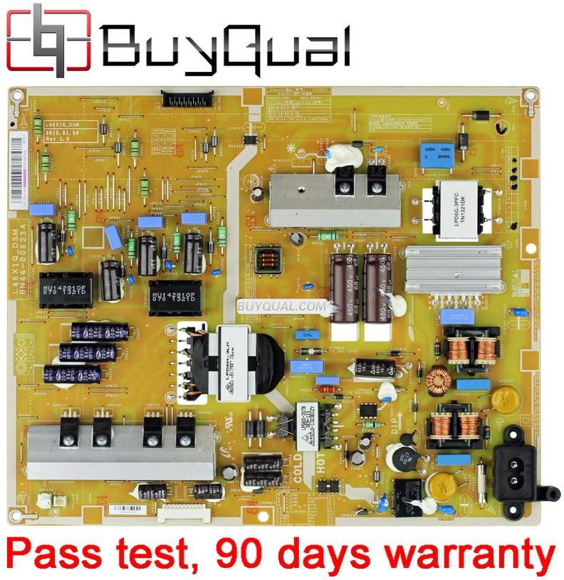 Samsung BN44-00623A BN44-00623B BN44-00623D L46X1Q_DSM PSLF161X05A BN4400623A Power Supply / LED Board