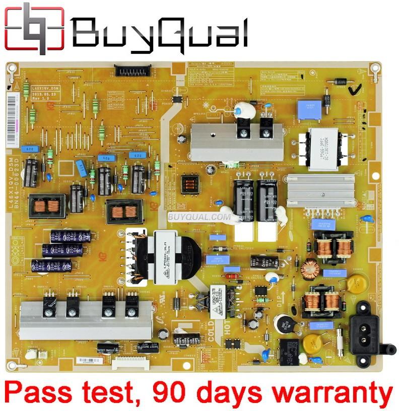 Samsung BN44-00623D L46X1QV_DSM PSLF161X05A BN44-00623D Power Supply / LED Board for UN46F6800AFXZA UN46F6400AFXZA