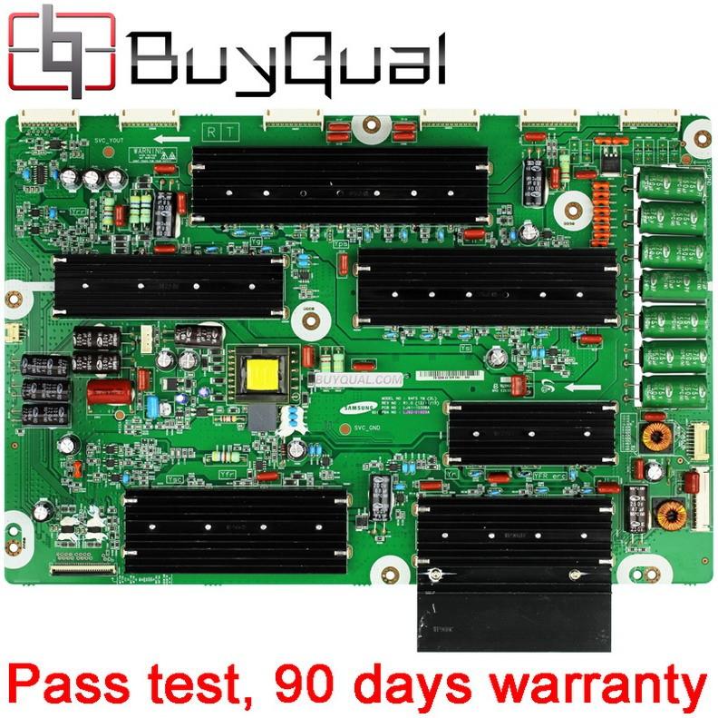 Samsung BN96-25264A (LJ41-10308A LJ92-01929A) Y-Main Board - Used
