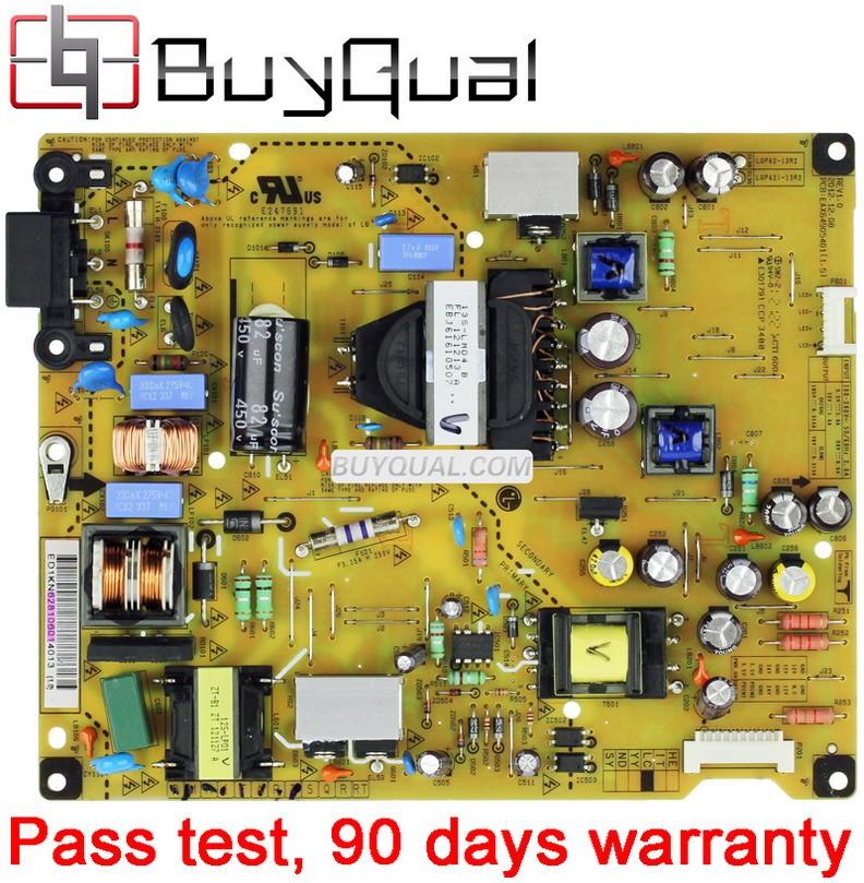 LG EAY62810601 EAX64905401 LGP42-13R2 LGP42I-13R2 Power Supply / LED Board - NEW
