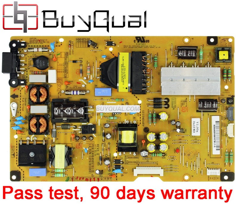 LG EAY62810901 (EAX64905701,LGP4247-13LPB) Power Supply / LED Board