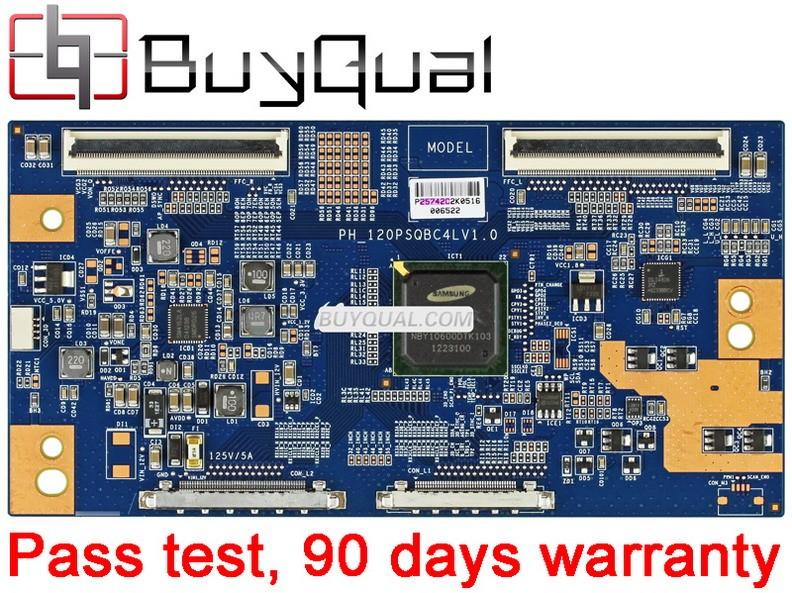 """Samsung LJ94-25742C (PH_120PSQBC4LV1.0) T-Con Board for 55"""""""