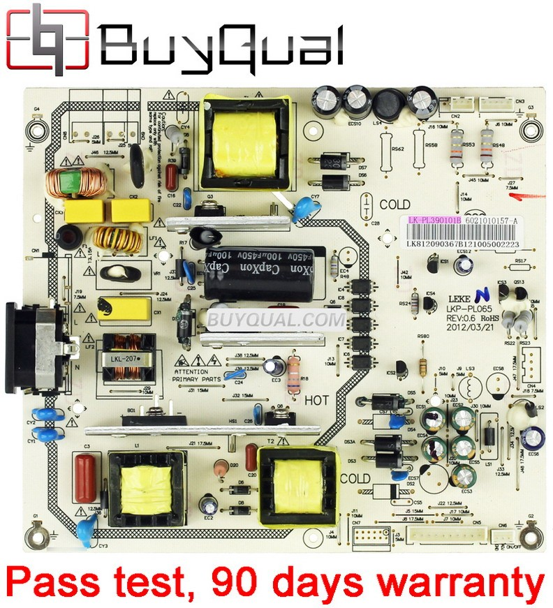 Apex LK-PL390101B (LKP-PL065) Power Supply Unit
