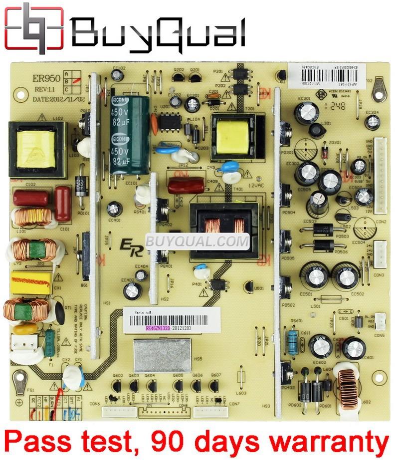 RCA RE46ZN1320 (ER950) Power Supply / LED Board