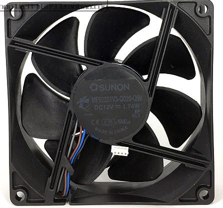 SUNON MF92251V3-Q020-Q99 12V 1.74W 4 Wires Cooling Fan