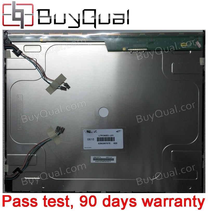 SAMSUNG LTM190EX-L01 19.0 inch a-Si TFT-LCD Panel - Used