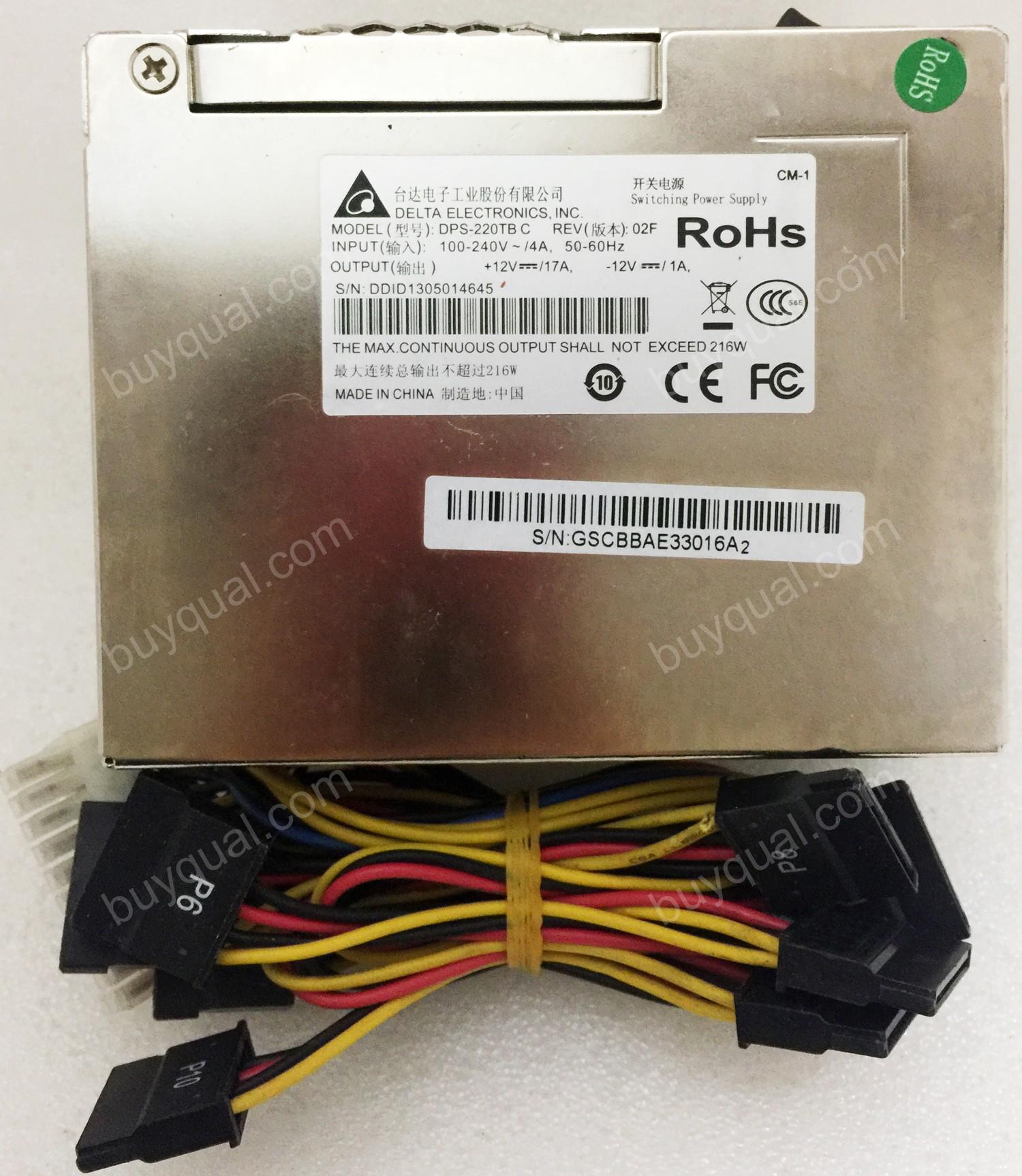 Delta DPS-220TB (A B C) Power Supply Board