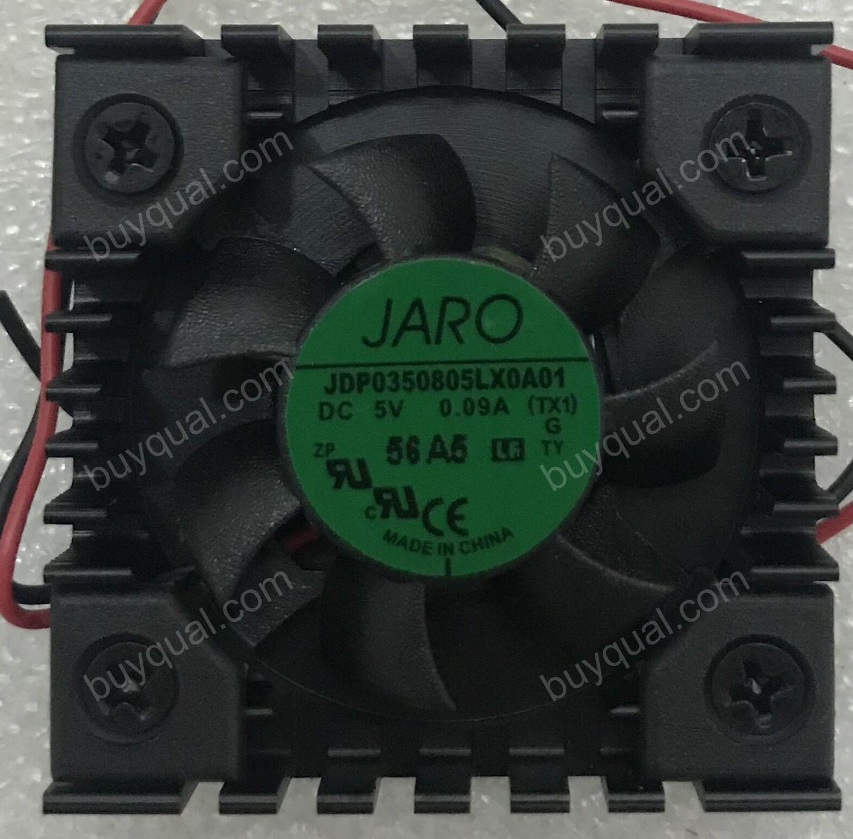 JARO JDP0350805LX0A01 5V 0.09A 2 Wires Cooling Fan