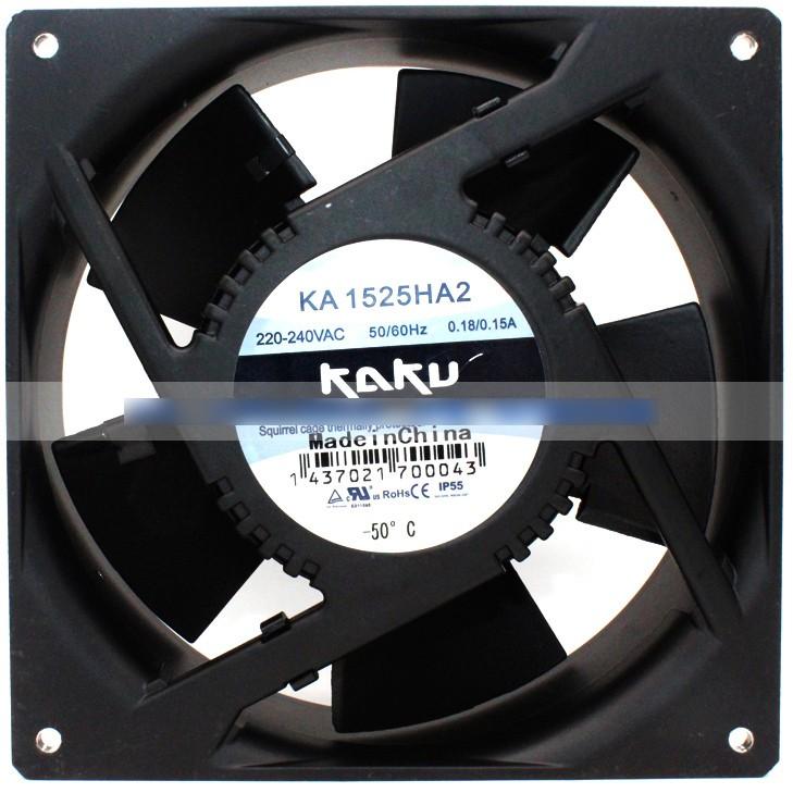 KAKU KA1525HA2 220/240V 0.18/0.15 A 30/28 W Wires Cooling Fan