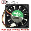 Nidec TA225DC R34487-57 5V 0.31A 3wires Cooling Fan