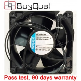 Ebmpapst 4650N 4650N-465 4650N-465/A01 4650NR 230V 19W/18W Cooling Fan