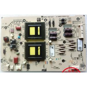 Sony 1-883-933-11 1-884-408-11 DPS-78(CH) 1-474-302-11 147430211 Backlight Inverter