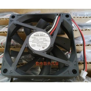 NMB 2806RL-04W-B59 12V 0.32A Cooling Fan