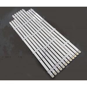 LG LC470DUE-SFU1 LED Strips (6916L-1259A, 6916L-1260A, 6916L-1261A, 6916L-1262A) - 12 Strips