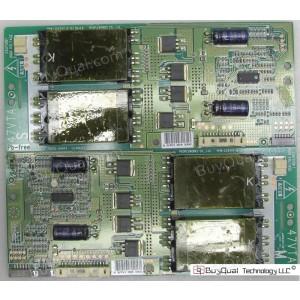 Vizio / LG 6632L-0486A/6632L-0487A PPW-CC47VT-S PPW-CC47VT-M (A) Backlight Inverter