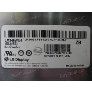 LM240WU4-SLB3 LG Display 24.0 inch a-Si TFT-LCD Panel --Used