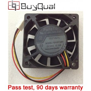 NMB FBA06T24H 24V 0.11A 2wires 3wires Cooling Fan