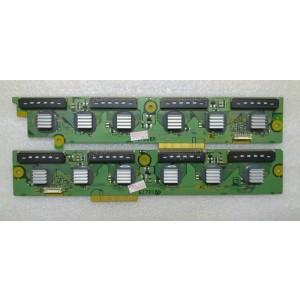 Panasonic TNPA4188 TNPA4189 TXNSU1HMTUJ Buffer Board Pair