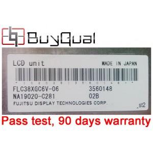 """Fujitsu FLC38XGC6V-06 15"""" 1024x768 a-Si TFT-LCD Panel - Used"""