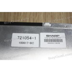 "Sharp LQ121S1LG73 12.1"" 800x600 a-Si TFT-LCD Panel - Used"