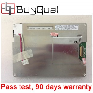 "Sharp LQ057Q3DC12 5.7"" 320x240 a-Si TFT-LCD Panel - Used"
