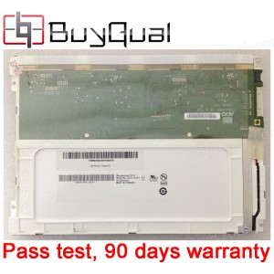 """AUO G084SN05 V8 8.4"""" 800x600 a-Si TFT-LCD Panel - Used"""