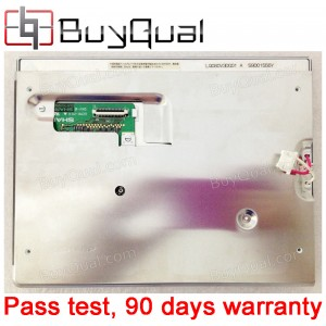 "Sharp LQ080V3DG01 8"" 640x480 a-Si TFT-LCD Panel - Used"